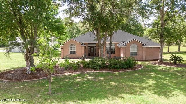 2111 Mallard Rd, Middleburg, FL 32068 (MLS #1096397) :: The Hanley Home Team