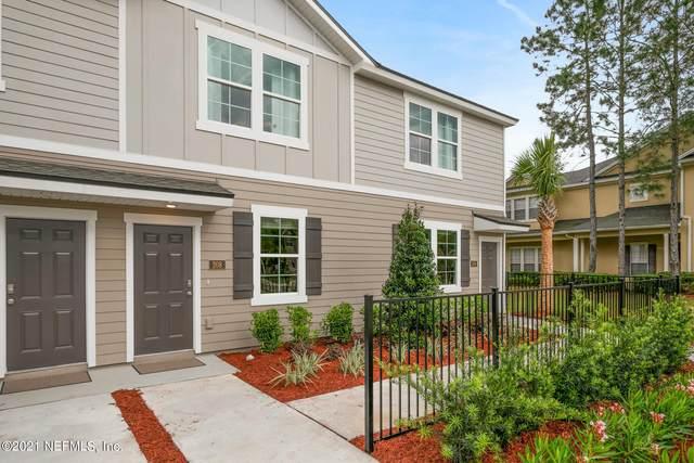 575 Oakleaf Plantation Pkwy #1705, Orange Park, FL 32065 (MLS #1101492) :: The Hanley Home Team