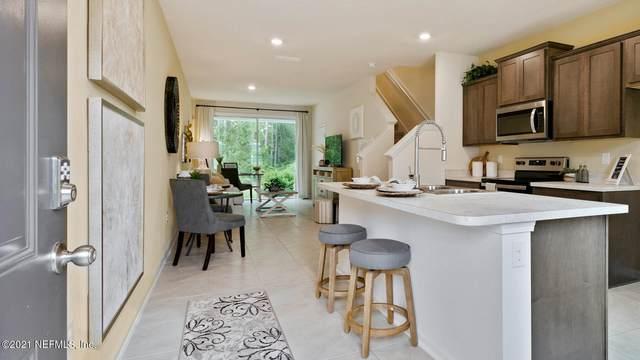 575 Oakleaf Plantation Pkwy #1703, Orange Park, FL 32065 (MLS #1101497) :: Berkshire Hathaway HomeServices Chaplin Williams Realty