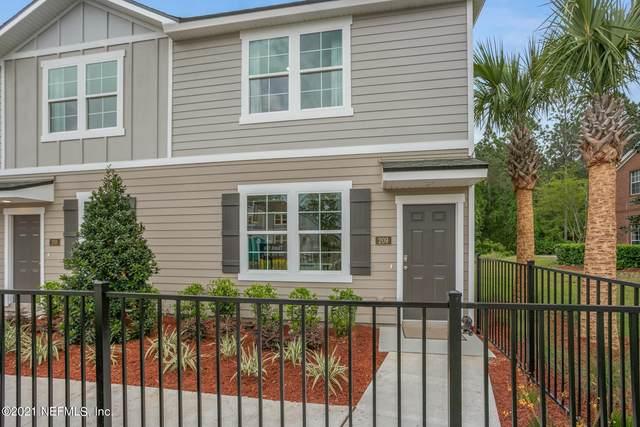 575 Oakleaf Plantation Pkwy #1503, Orange Park, FL 32065 (MLS #1101515) :: EXIT Real Estate Gallery