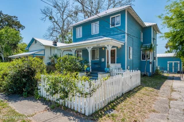 68 Weeden St, St Augustine, FL 32084 (MLS #1104146) :: Bridge City Real Estate Co.