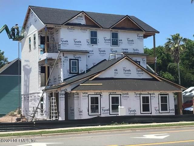 1017 S 8TH St S, Fernandina Beach, FL 32034 (MLS #1105367) :: Noah Bailey Group