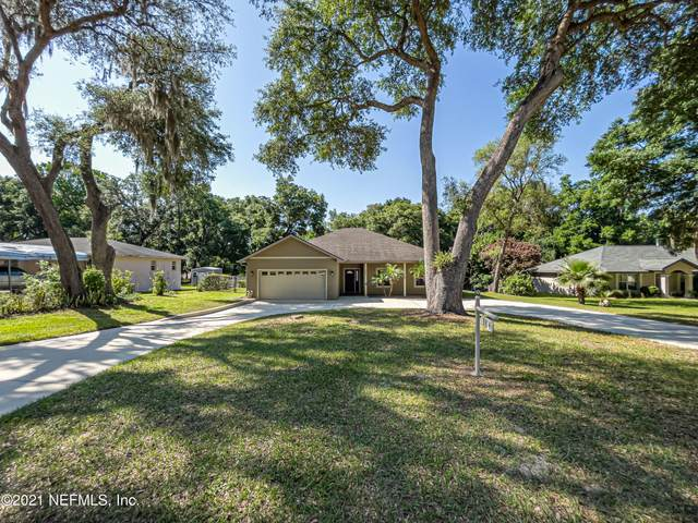 384 SE 28TH Loop, Melrose, FL 32666 (MLS #1106552) :: Olde Florida Realty Group