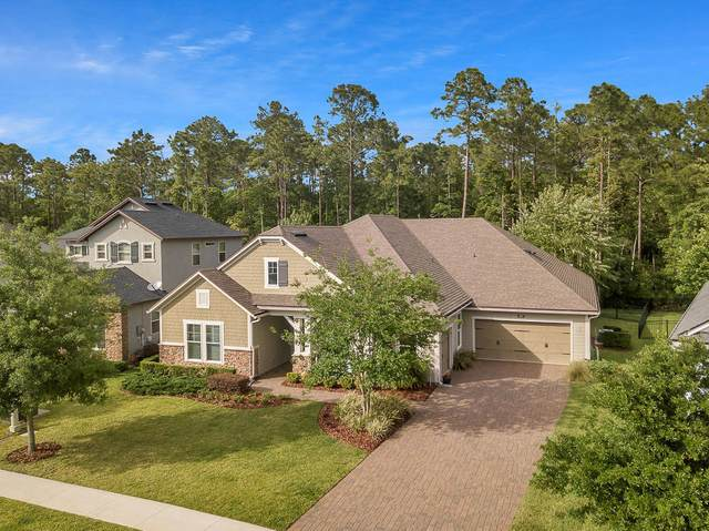 487 Eagle Rock Dr, Ponte Vedra, FL 32081 (MLS #1108661) :: Noah Bailey Group