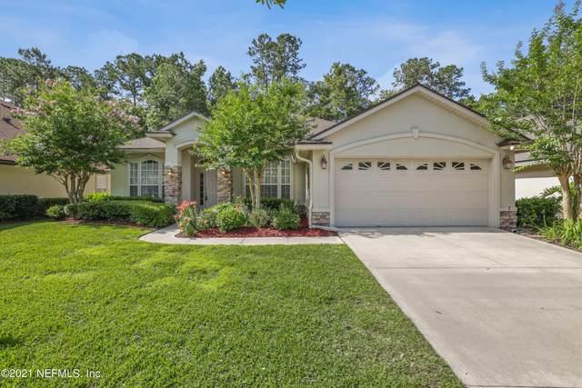 1456 Barrington Cir, St Augustine, FL 32092 (MLS #1108902) :: Noah Bailey Group