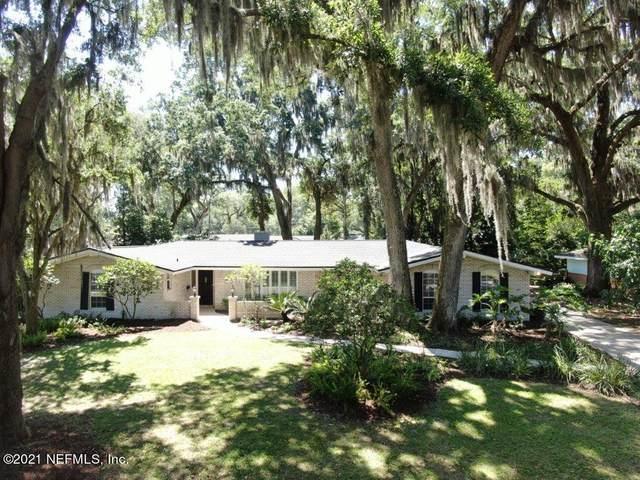 2218 Cheryl Dr, Jacksonville, FL 32217 (MLS #1109008) :: The Hanley Home Team