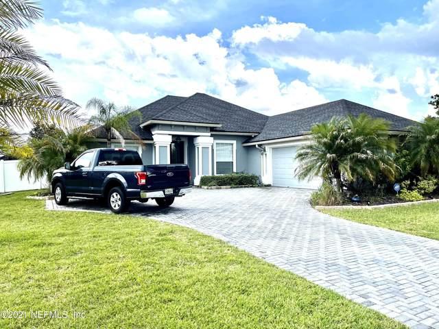 1821 S Cappero Dr, St Augustine, FL 32092 (MLS #1109297) :: The Hanley Home Team