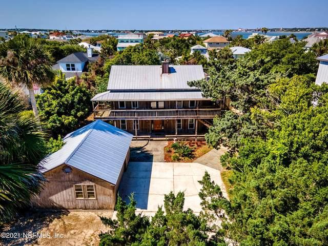 137 Manresa Rd, St Augustine, FL 32084 (MLS #1109416) :: EXIT Real Estate Gallery