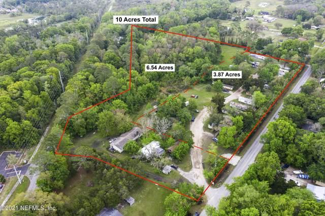 2510 Deer Run & Four Mile Rd, St Augustine, FL 32084 (MLS #1109432) :: 97Park