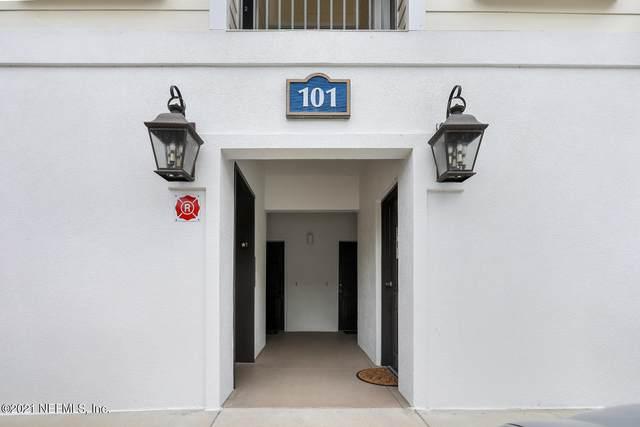 101 Laurel Wood Way #104, St Augustine, FL 32086 (MLS #1109441) :: The Hanley Home Team