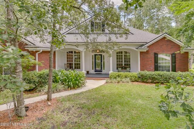 3551 Shinnecock Ln, GREEN COVE SPRINGS, FL 32043 (MLS #1112183) :: EXIT Inspired Real Estate