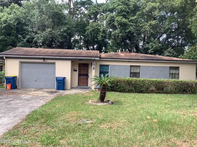 2419 Spirea St, Jacksonville, FL 32209 (MLS #1112216) :: The Hanley Home Team