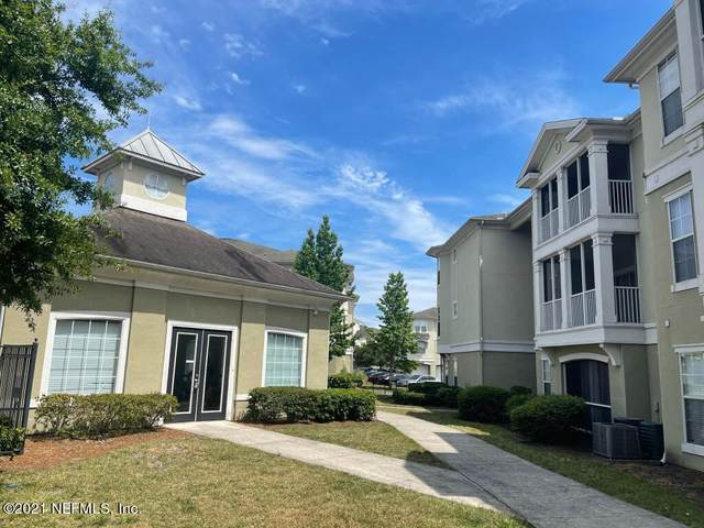 8290 Gate Pkwy W #709, Jacksonville, FL 32216 (MLS #1112897) :: The Newcomer Group