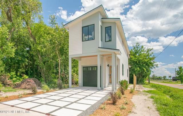 300 Elm St, Fernandina Beach, FL 32034 (MLS #1113497) :: Berkshire Hathaway HomeServices Chaplin Williams Realty