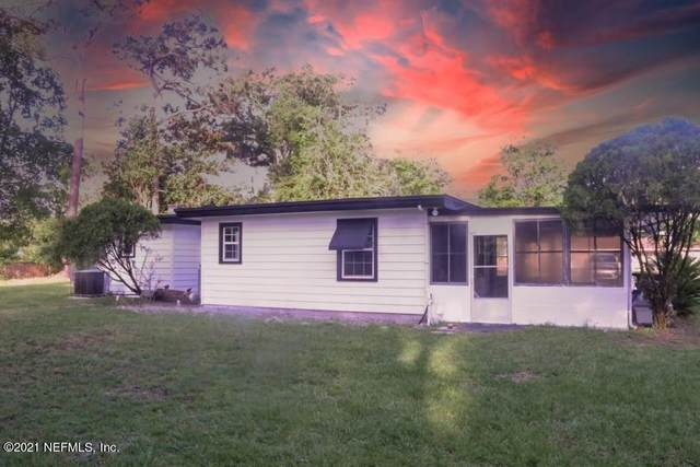 821 Alvis Rd, Jacksonville, FL 32220 (MLS #1114217) :: Olde Florida Realty Group