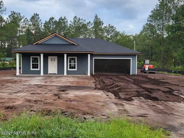 10615 Zigler Ave, Hastings, FL 32145 (MLS #1116084) :: EXIT Inspired Real Estate