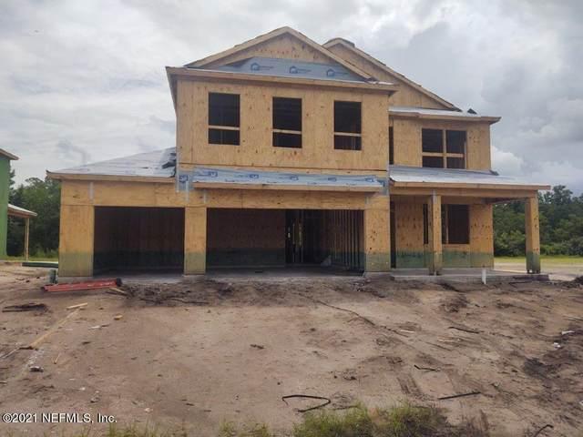 100 Granite Ave, St Augustine, FL 32086 (MLS #1116689) :: EXIT Inspired Real Estate