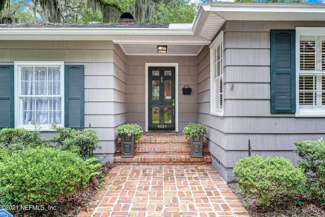 4227 Forest Park Rd, Jacksonville, FL 32210 (MLS #1117469) :: Olde Florida Realty Group