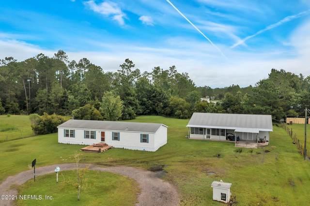 4942 Alligator Blvd, Middleburg, FL 32068 (MLS #1118501) :: Berkshire Hathaway HomeServices Chaplin Williams Realty