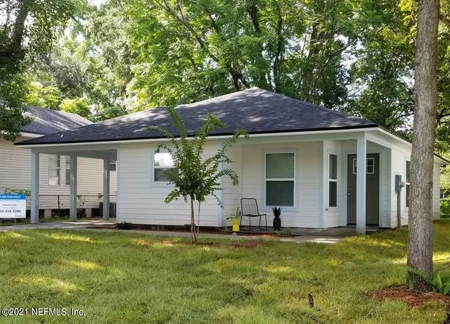 1753 W 43RD St, Jacksonville, FL 32209 (MLS #1118878) :: Olde Florida Realty Group