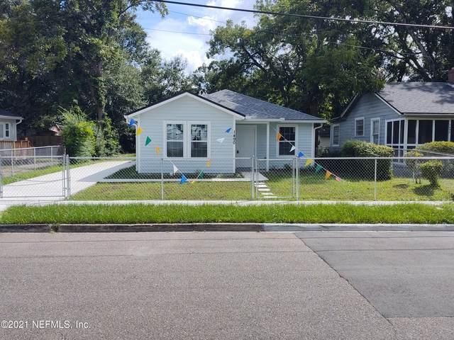 1490 W 10TH St, Jacksonville, FL 32209 (MLS #1120729) :: Bridge City Real Estate Co.