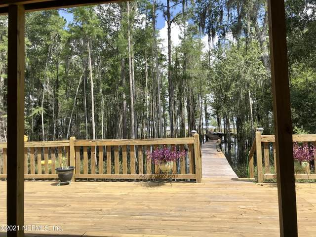 8467 SW 137TH St, Starke, FL 32091 (MLS #1121109) :: Olde Florida Realty Group