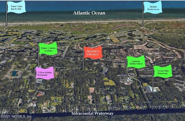 4696 Palm Valley Rd, Ponte Vedra Beach, FL 32082 (MLS #1123183) :: Bridge City Real Estate Co.