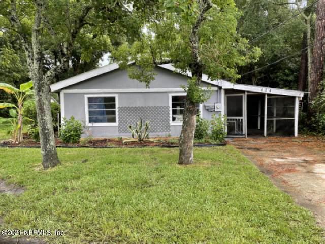 424 S 3RD St, Fernandina Beach, FL 32034 (MLS #1124831) :: EXIT Real Estate Gallery