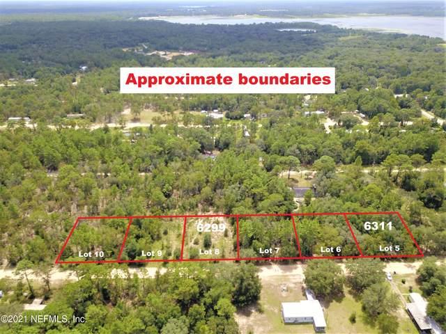 6311 Baylor Ave, Keystone Heights, FL 32656 (MLS #1125300) :: Berkshire Hathaway HomeServices Chaplin Williams Realty