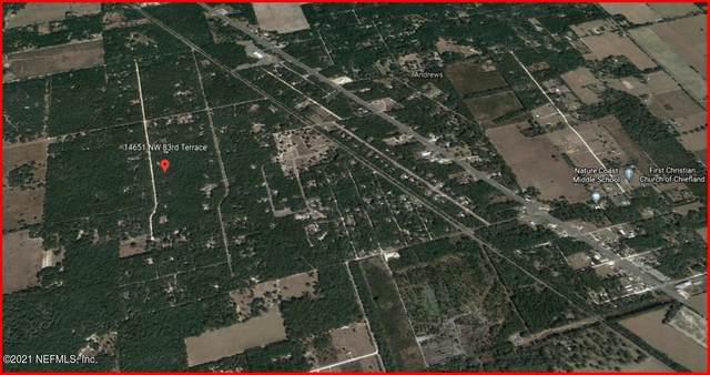 14651 NW 83RD Ter, Trenton, FL 32693 (MLS #1126603) :: EXIT Real Estate Gallery