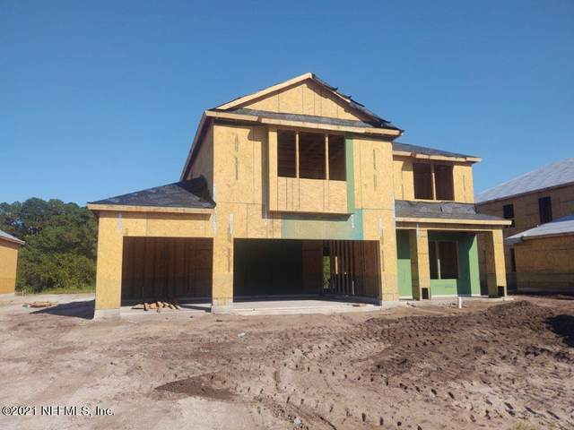 72 Granite Ave, St Augustine, FL 32086 (MLS #1126716) :: EXIT Real Estate Gallery