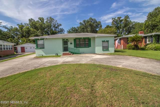 1228 Glen Laura Rd, Jacksonville, FL 32205 (MLS #1126949) :: The Huffaker Group