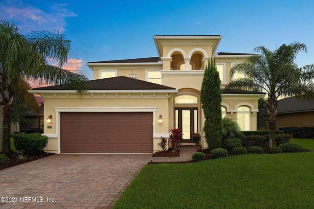 206 Portside Ave, Ponte Vedra, FL 32081 (MLS #1128677) :: The Collective at Momentum Realty