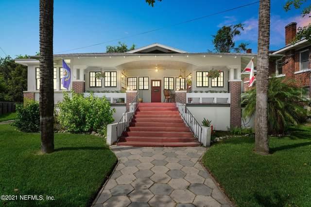 2687 Post St, Jacksonville, FL 32204 (MLS #1129129) :: Berkshire Hathaway HomeServices Chaplin Williams Realty