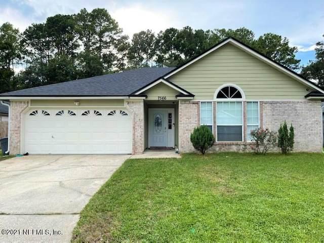 7566 Ginger Tea Trl W, Jacksonville, FL 32244 (MLS #1130109) :: The Newcomer Group