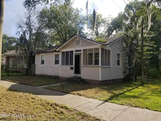 4551 Springfield Blvd, Jacksonville, FL 32206 (MLS #1131440) :: The Collective at Momentum Realty