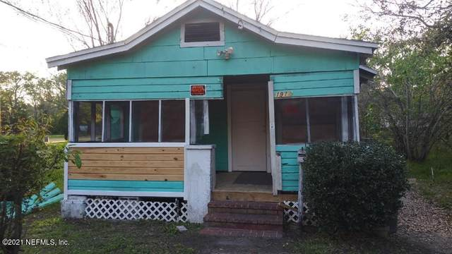 1912 Pullman Ave, Jacksonville, FL 32209 (MLS #1131542) :: The Collective at Momentum Realty