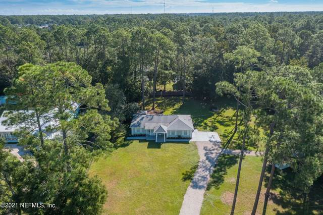 2312 Plantation Lake Dr, St Augustine, FL 32084 (MLS #1132979) :: The Collective at Momentum Realty