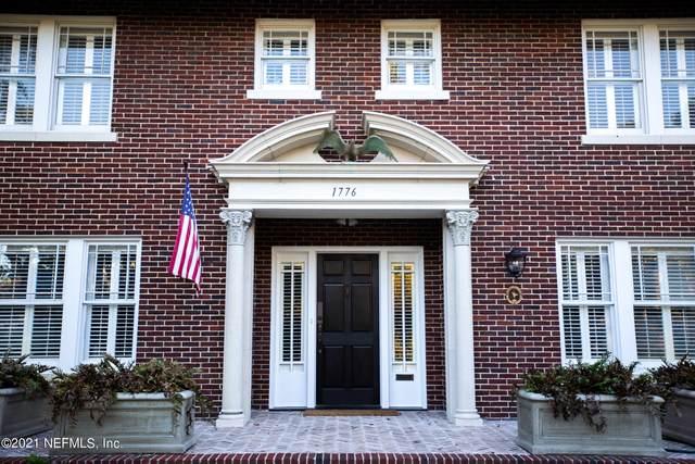 1776 Edgewood Ave S, Jacksonville, FL 32205 (MLS #1133856) :: The Huffaker Group