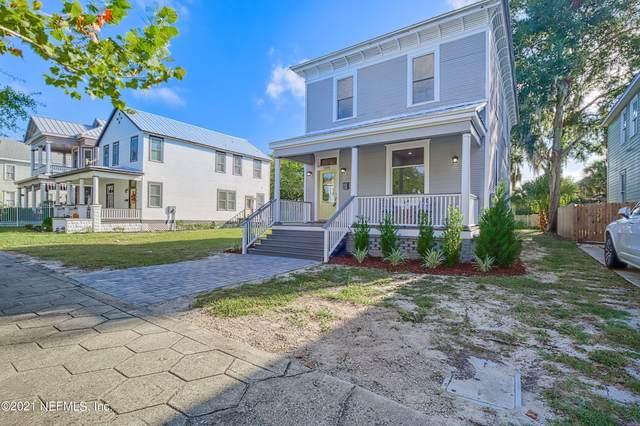1315 N Laura St, Jacksonville, FL 32206 (MLS #1135533) :: Berkshire Hathaway HomeServices Chaplin Williams Realty