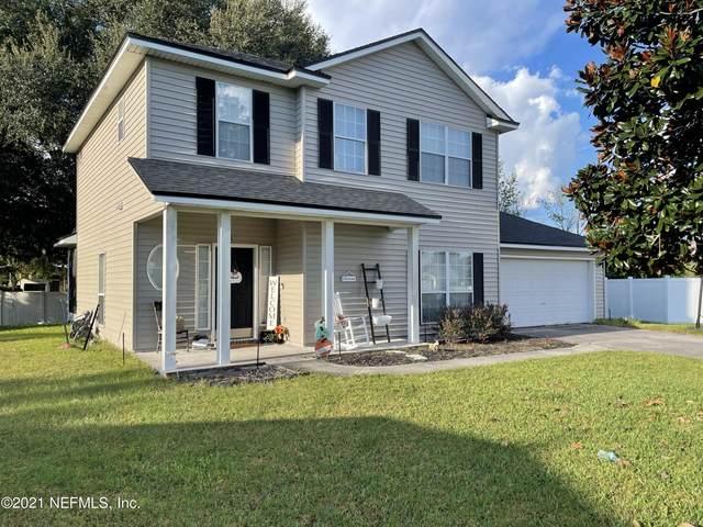 596 Heritage Crossing, Macclenny, FL 32063 (MLS #1135732) :: Noah Bailey Group