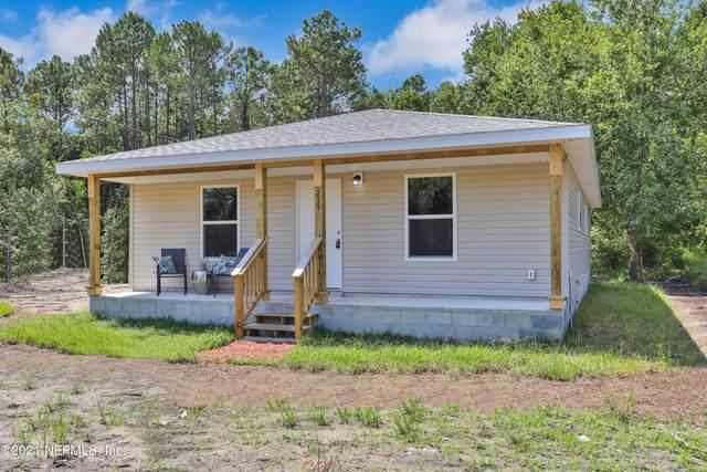 211 Coral Ridge Ct, St Augustine, FL 32084 (MLS #1137291) :: The Hanley Home Team