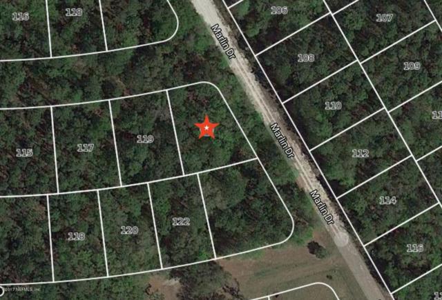 XXXX Corner Dolphin Ln & Marlin Dr, Palatka, FL 32177 (MLS #800716) :: CenterBeam Real Estate