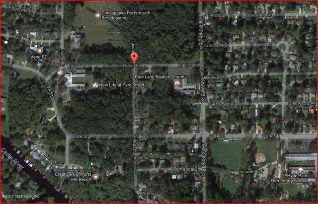 0 Radio Ln, Jacksonville, FL 32205 (MLS #846210) :: EXIT Real Estate Gallery