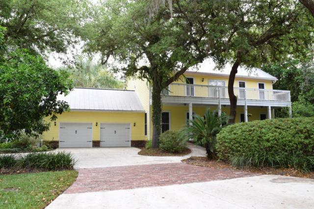 8157 Six Mile Way, St Augustine, FL 32092 (MLS #860857) :: EXIT Real Estate Gallery