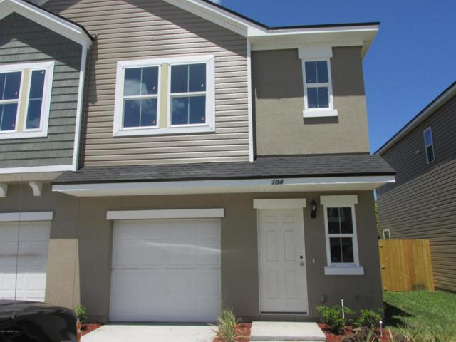 130 Moultrie Village Ln, St Augustine, FL 32086 (MLS #868239) :: EXIT Real Estate Gallery