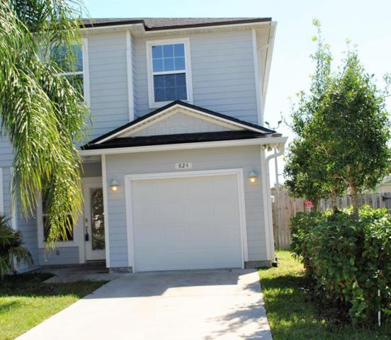 824 4TH Ave S, Jacksonville Beach, FL 32250 (MLS #902585) :: EXIT Real Estate Gallery