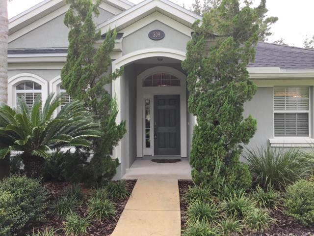 309 Point Pleasant Dr, St Augustine, FL 32086 (MLS #906205) :: The Hanley Home Team