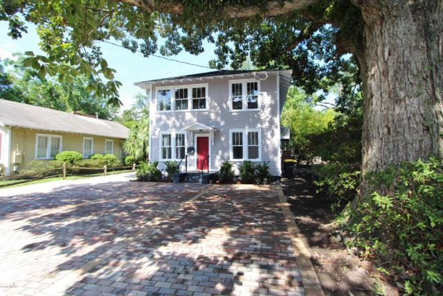 1617 Thacker Ave, Jacksonville, FL 32207 (MLS #915980) :: EXIT Real Estate Gallery