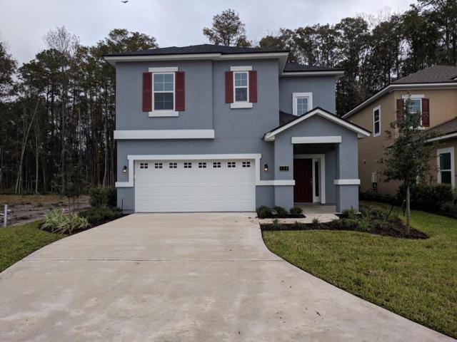 110 Cottage Link Walk, St Augustine, FL 32092 (MLS #916240) :: The Hanley Home Team